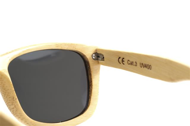 Sunglasses with CE mark